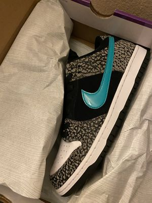 Nike sb dunk low atmos elephant for Sale in Los Angeles, CA