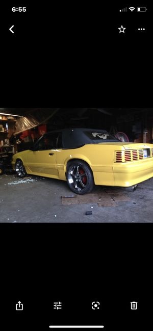 1989 Ford Mustang cobra for Sale in Beach Park, IL