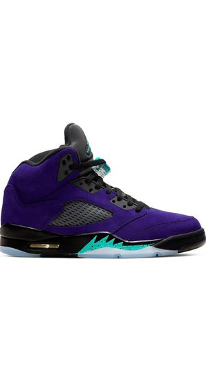 Jordan 5 Retro Alternate Grape for Sale in Alexandria, VA