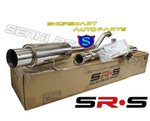 SRS 05-08 06 07 CHEVY COBALT SS STAINLESS CATBACK EXHAUST 2.0L / 2.4L POLISH TIP 2005 2006 2007 2008 for Sale in Elk Grove, CA