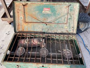 Coleman 3 burner camp stove for Sale in Kennewick, WA