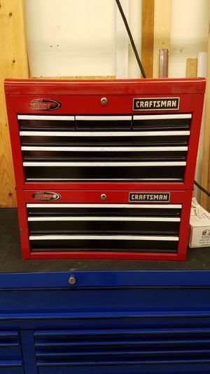 Craftsman tool boxes for Sale in Puyallup, WA