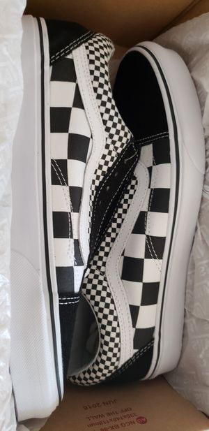Van's checkered Opening Ceremony for Sale in Philadelphia, PA