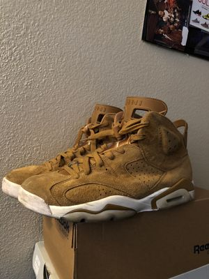 Air Jordan 6 Wheat for Sale in Las Vegas, NV