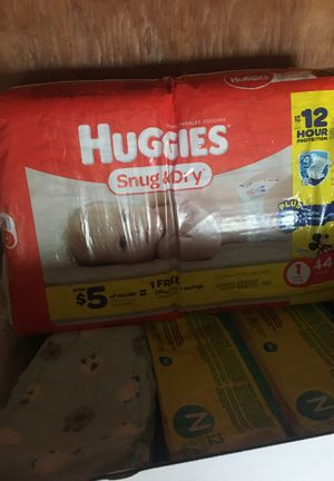 Huggies, pampers, honest, & Costco diapers for Sale in Vancouver, WA