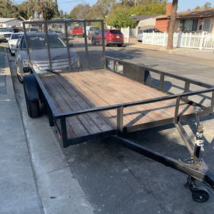 Utility Trailer With Pti Plates for Sale in San Diego, CA