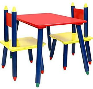 New Kids Wood Table and chair set for Sale in Phoenix, AZ