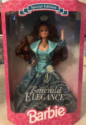 Emerald Elegance Barbie for Sale in Miami Gardens, FL