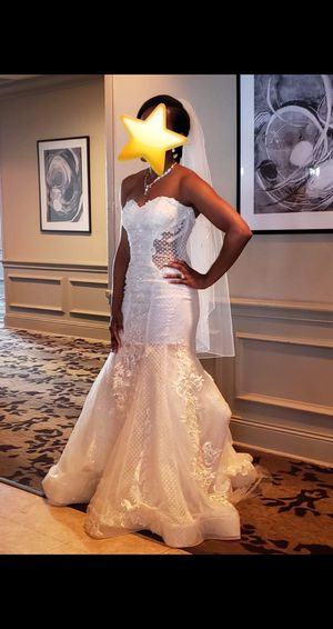 Wedding Dress!! for Sale in Knightdale, NC