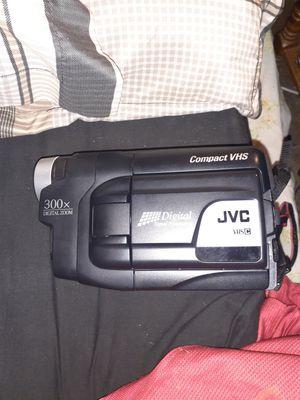 Jvc compact vhs cam corder for Sale in Zephyrhills, FL