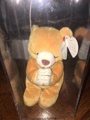 """Very Rare """"Hope"""" Beanie Baby (1998) for Sale in Ramsey, NJ"""