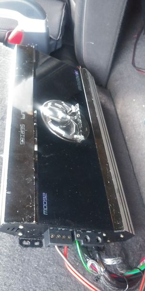AMP SOUNDSTREAM TARANTULA SERIES 2600RMS WORKS GREAT for Sale in Compton, CA