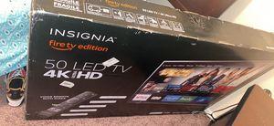 50 Inch Insignia Smart TV for Sale in Charlotte, NC