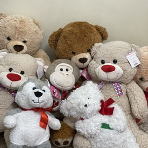 36 In Valentine Teddy Bear $20 Each for Sale in The Bronx, NY