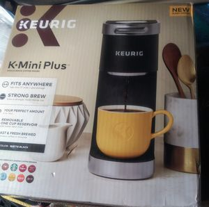 Keurig mini plus for Sale in Denver, CO