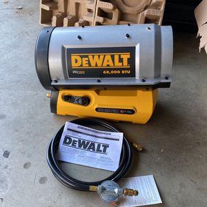 Portable Propane Heater for Sale in Fresno, CA