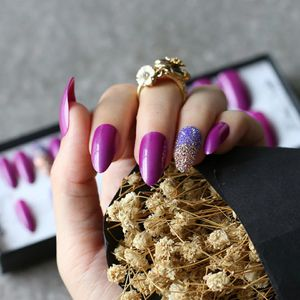 NEW Press On Nails 💅Purple Set💅 for Sale in Rialto, CA
