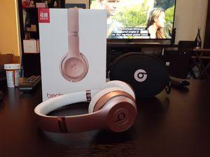 Beats solo 3 wireless for Sale in South Brunswick Township, NJ