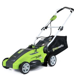 Greenworks 16-Inch 10 Amp Corded Electric Lawn Mower for Sale in Chamblee, GA