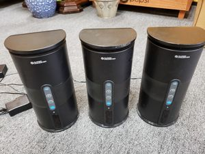 Audio unlimited speakers 3 sets for Sale in Tacoma, WA
