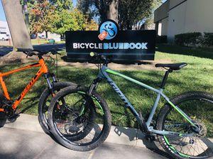 Giant Talon 2 mountain bike all sizes 27.5 tires size S,M,L,XL for Sale in San Jose, CA