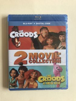 The Croods 1 and 2 Blu-ray, Disney Marvel DC Harry Potter the Star Wars movies 3D Bluray and dvd collectors for Sale in Everett,  WA