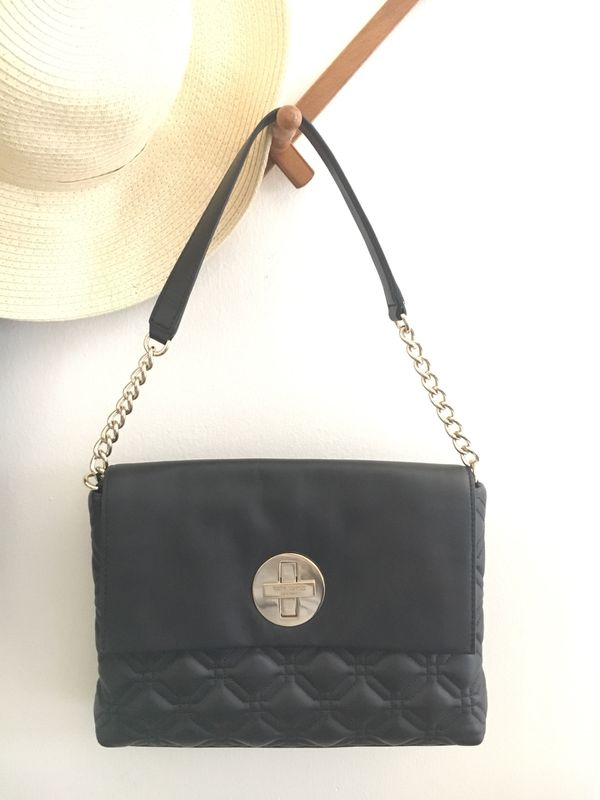 Kate spade real leather handbag!