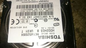 Toshiba 160 gig,5400 rpm laptop hard drive for Sale in Portland, OR