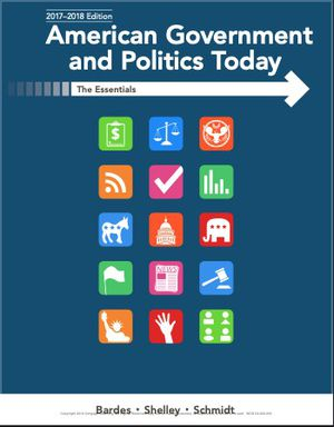 [Pdf/eBook] American Government and Politics Today - $10 for Sale in Los Angeles, CA