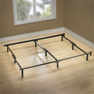 CAL KING SIZE Zinus-Michelle Compack 9-Leg Support Bed Frame, for Box Spring and Mattress Set for Sale in Hammond, IN