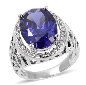 Used, Simulated Tanzanite Ring for Sale for sale  New York, NY