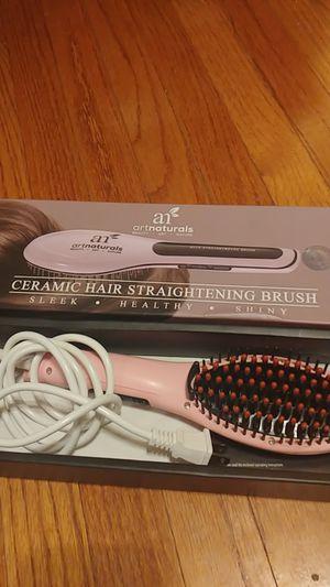 Hair Straightener Brush for Sale in Chicago, IL