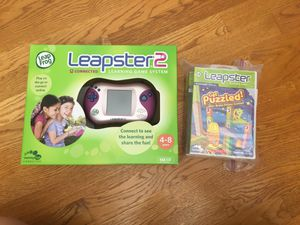 Leapster 2 for Sale in Portland, OR