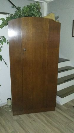 Antique armoire for Sale in Vancouver,  WA