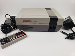 Nintendo Nes 1985 NES-001 Tested Working for Sale in Las Vegas, NV