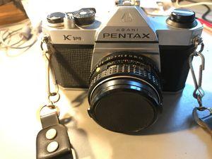 Pentax K1000 camera for Sale in Mount Ephraim, NJ