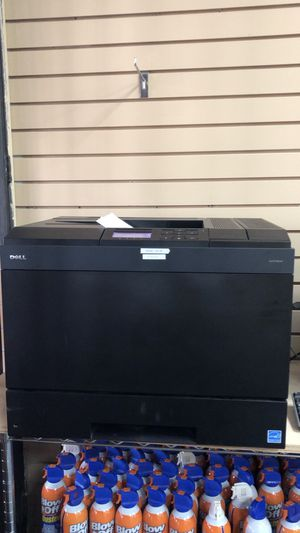 Dell Color Laser Printer 5130CDN HIGH QUALITY PRITER for Sale in Houston, TX
