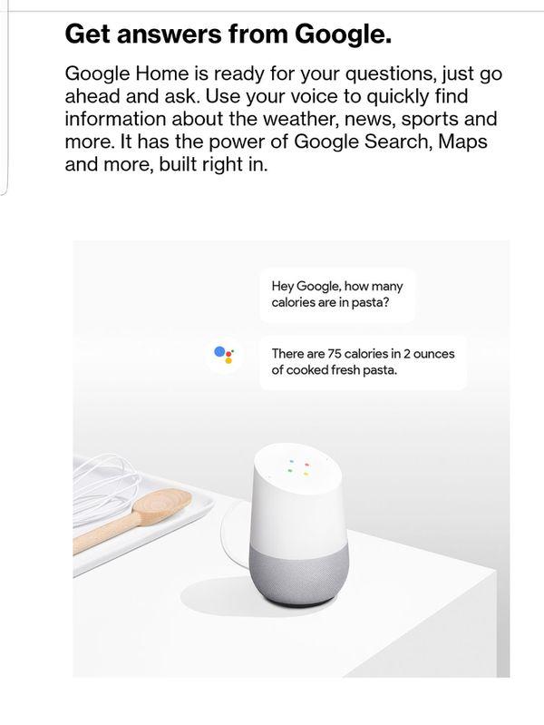 Google Home & Google Chromecast Ultra