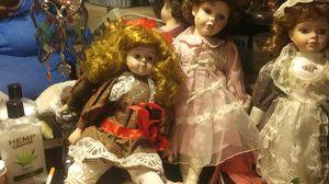 Emerald porcellian dolls for Sale in Avondale, AZ