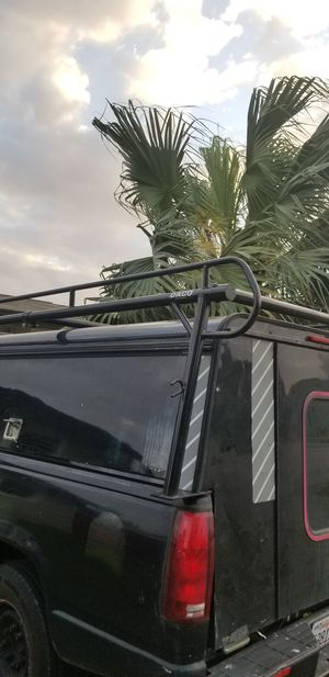 Camper shell and rack ladders for Sale in Flamingo, FL