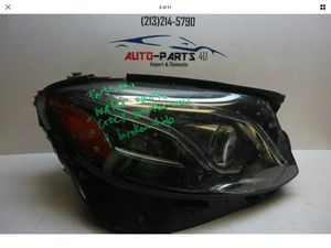 2017 2018 MERCEDES E CLASS E350 E400 RIGHT FULL LED HEADLIGHT OEM for parts only UE66821 for Sale in Paramount, CA