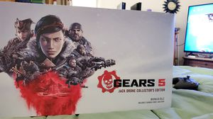 Gears 5 collector's Edition Jack Drone for Sale in Belleair, FL