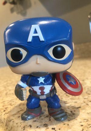 Captain America Funko Figure for Sale in Deltona, FL