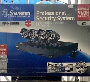 Security system Professional! Swan 960 H for Sale in Ontario, CA