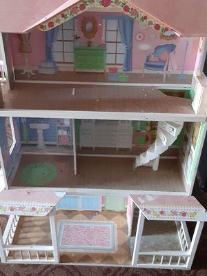 Litter girls doll house for Sale in Oklahoma City, OK