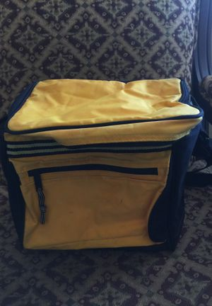 Black and yellow Cooler for Sale in Glendale, AZ