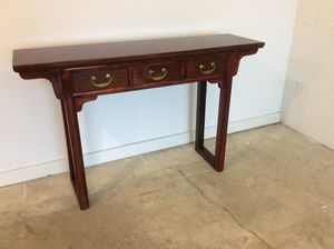 Console table / entry table for Sale in Mercer Island, WA