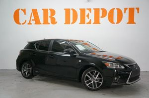 2015 Lexus CT 200h for Sale in Miramar, FL