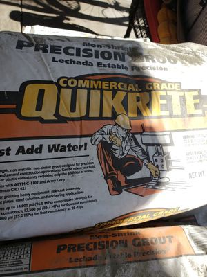 Commercial great Quikrete 18$ each for Sale in Hayward, CA