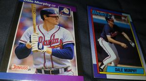 DALE MURPHY Baseball card for Sale in New York, NY